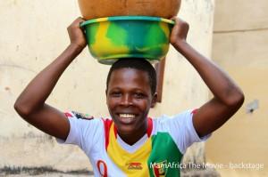 *MamAfrica – Backstage sopralluoghi 2013 #3 -Guinea, Conakry, Hafiya. Les enfants
