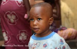 *MamAfrica – Backstage sopralluoghi 2013 #4 -Guinea, Conakry, Hafiya. Les enfants