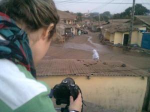 *MamAfrica – Shooting 2014 #3 – Guinea, Conakry, Hafia. -Shooting